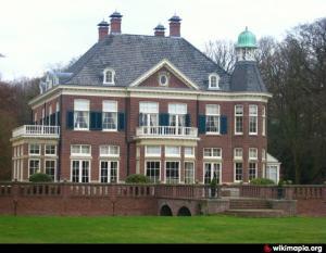 Villa Ruy in Wassenaar photo credit: Wikimapia