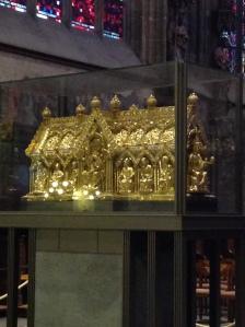 Marienschrein in Aachen Cathedral