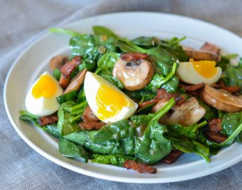Spinach-Salad-Bacon-Dressing-1024x806